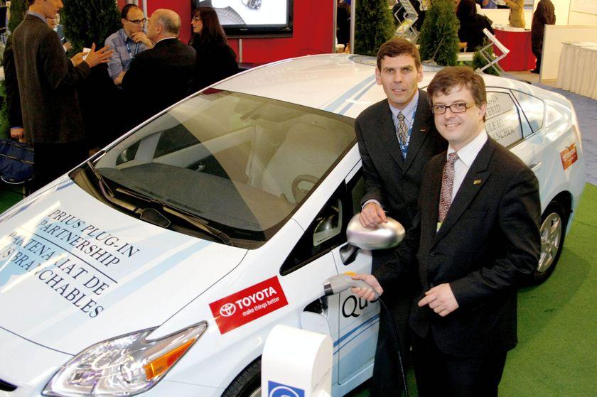 2010 Toyota Prius PHV Partnership 1