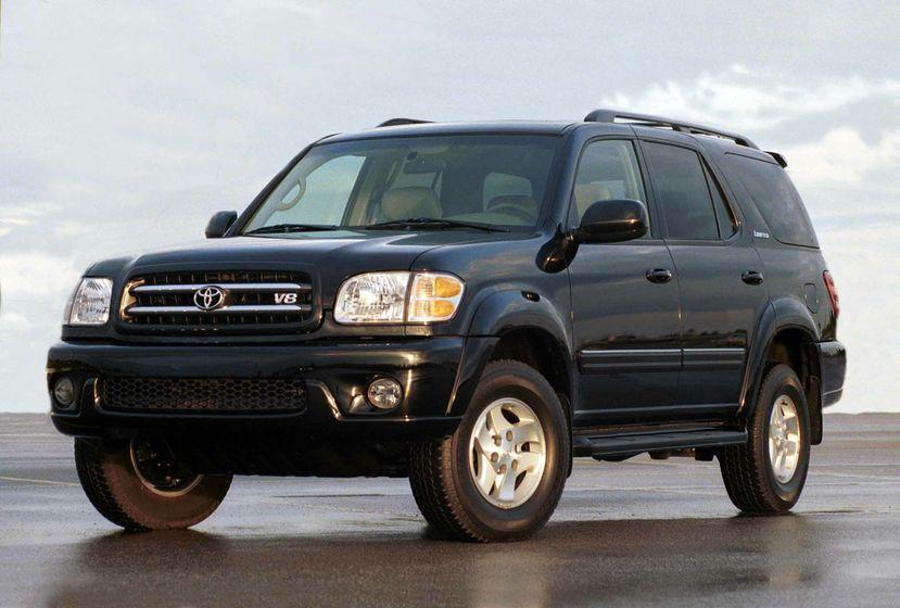 Toyota Sequoia 2003 (1)