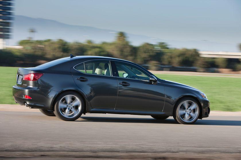 2011 Lexus IS 350 007
