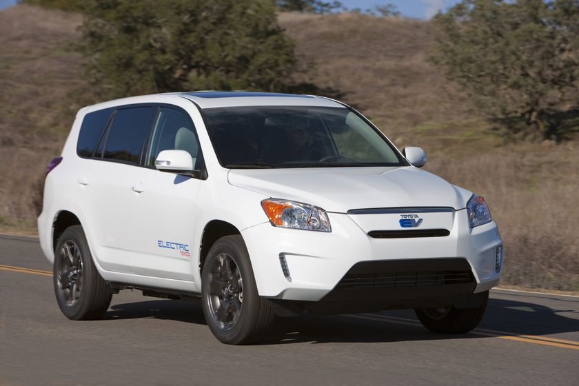 2010 Toyota RAV4 EV Demonstration Vehicle 18