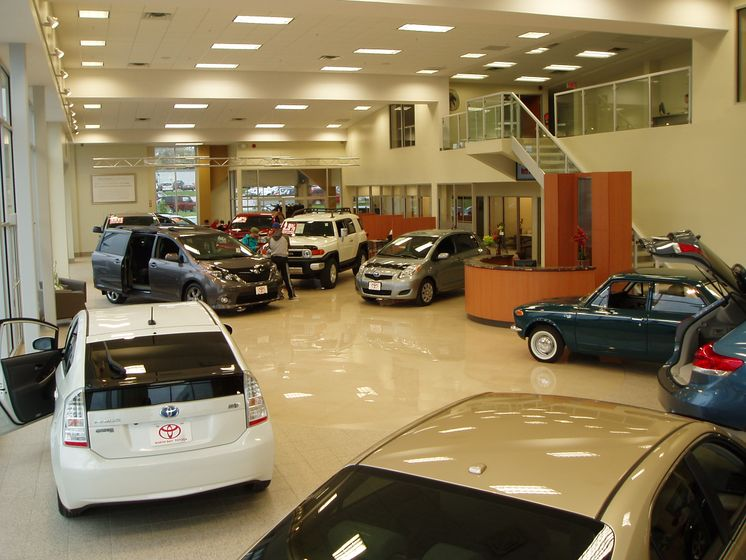 showroom pic
