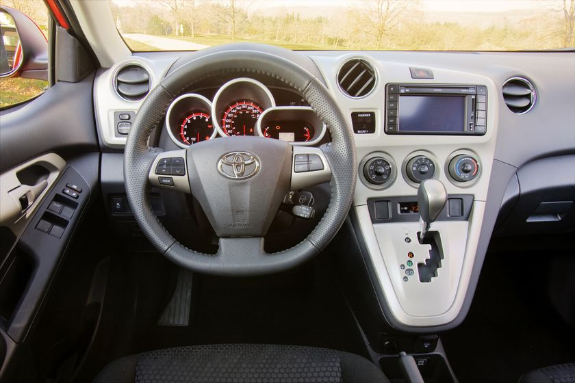 2011 Toyota Matrix 16
