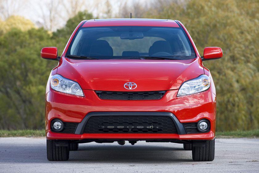 2011 Toyota Matrix 13