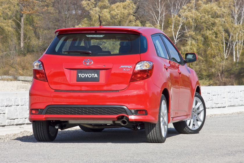 2011 Toyota Matrix 10