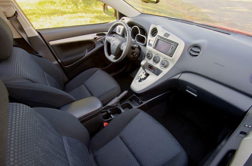 2011 Toyota Matrix 17