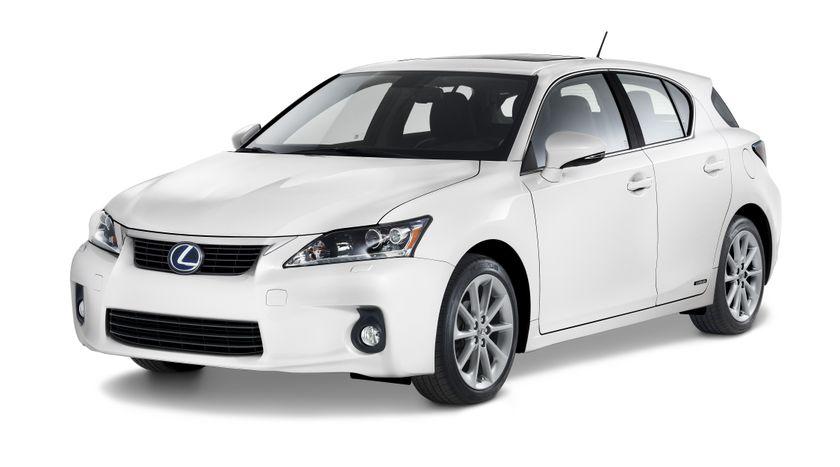 2011 Lexus CT200h 01