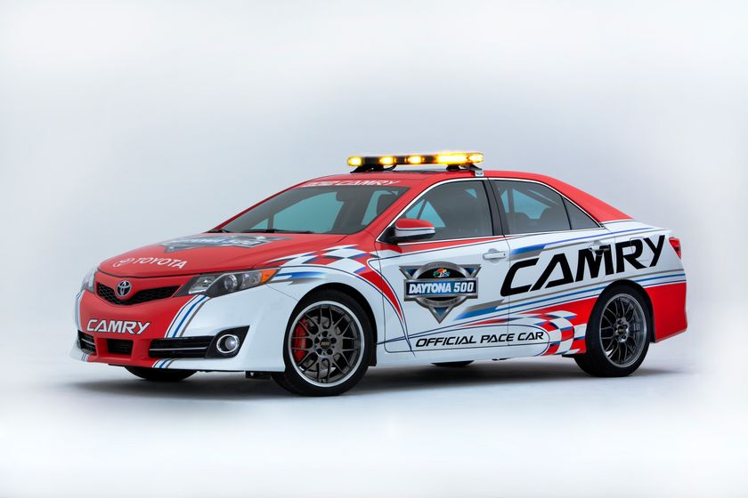 Camry Pace Car Main