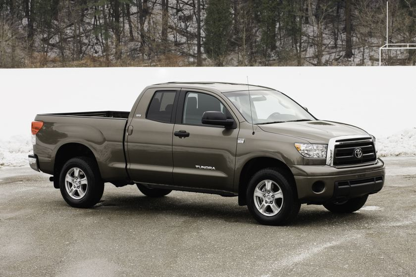 The 2012 Toyota Tundra: New appearance packages give a fresh look ...