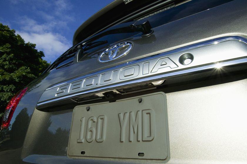 2012 Toyota Sequoia 80