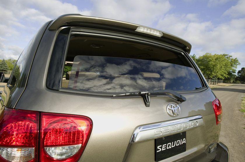 2012 Toyota Sequoia 77