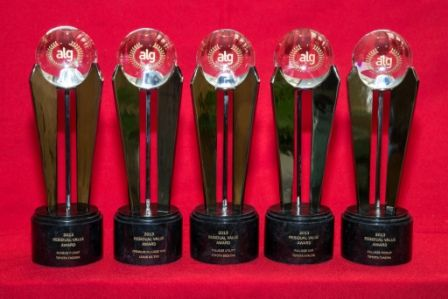Canadian Black Book Best Retained Value Awards
