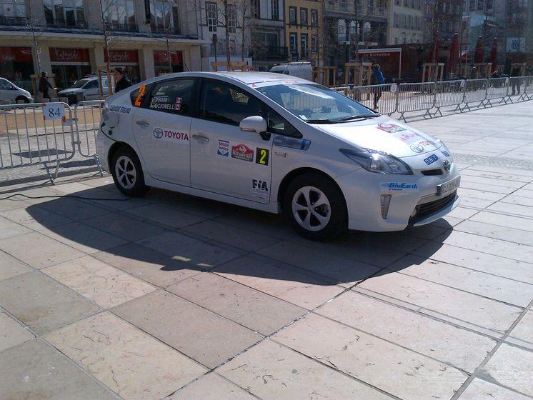 Rally Monte Carlo des Energies Nouvelles 4