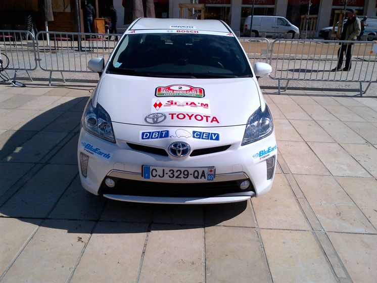 Rally Monte Carlo des Energies Nouvelles 2