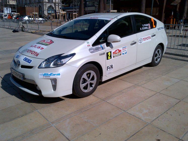 Rally Monte Carlo des Energies Nouvelles 1