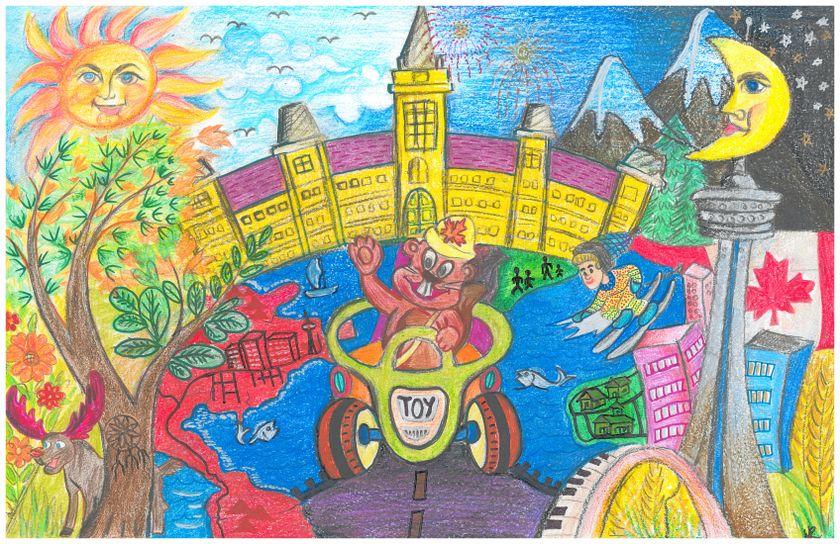 Harmony by Harini (age 14)