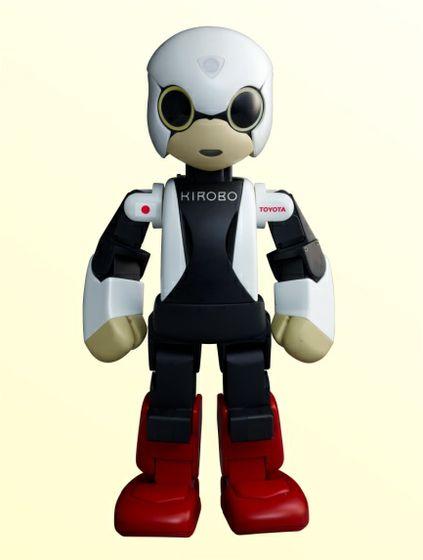 Robot astronaute Kirobo