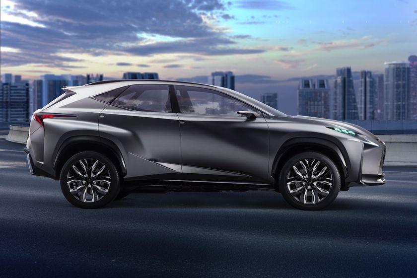Lexus LF NX concept 004