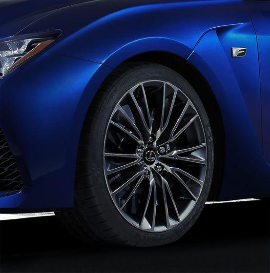Lexus-F Reveal