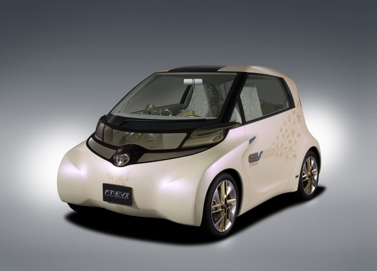 FT-EV II Concept 001