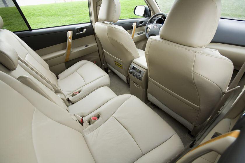 2010 Toyota Highlander Hybrid 16