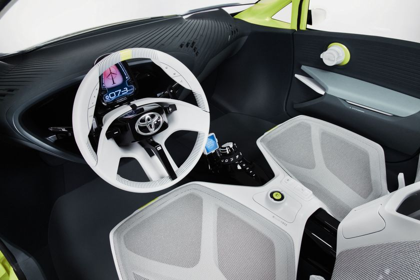 Toyota FT-CH Hybrid Concept 05