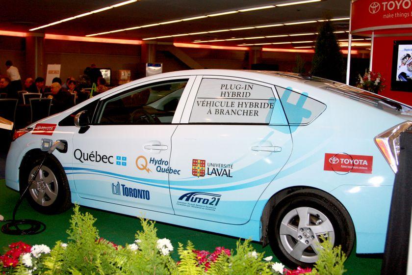 2010 Toyota Prius PHV Partnership 14