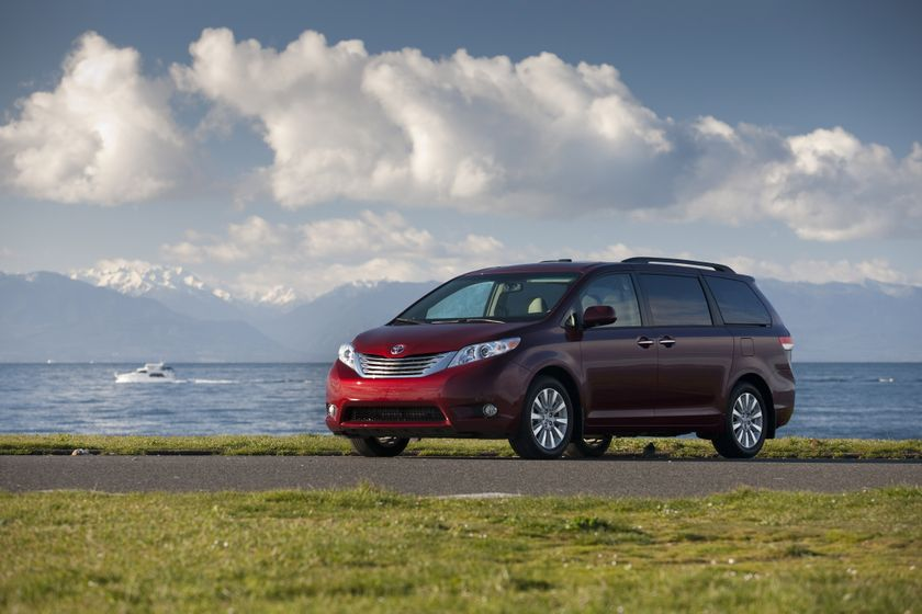 2011 Toyota Sienna LTD AWD 019