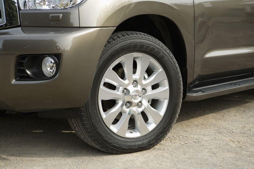 2011 Toyota Sequoia 85