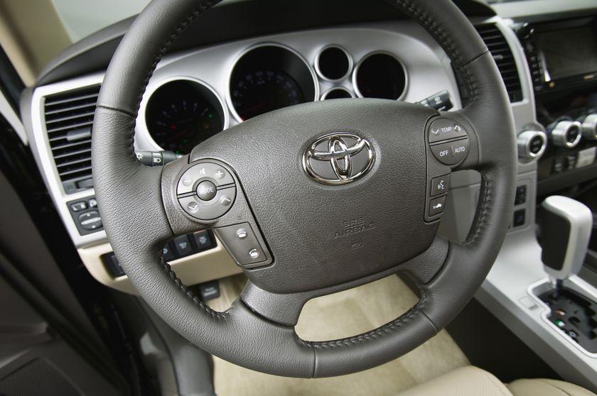 2011 Toyota Sequoia 62
