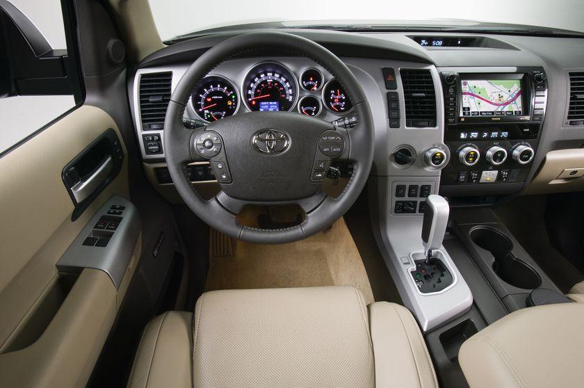 2011 Toyota Sequoia 57