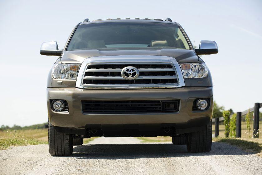 2011 Toyota Sequoia 40