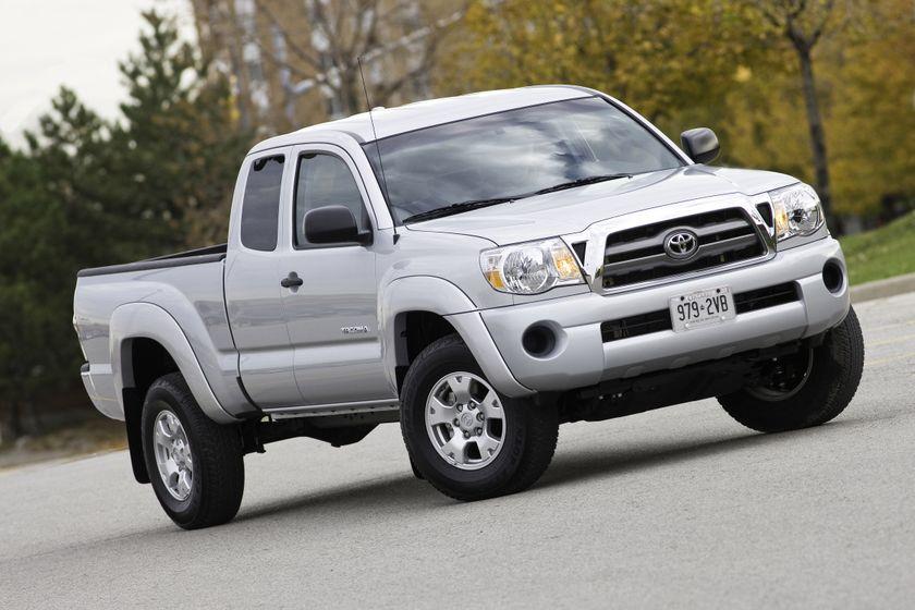 2011 Toyota Tacoma SR5 09