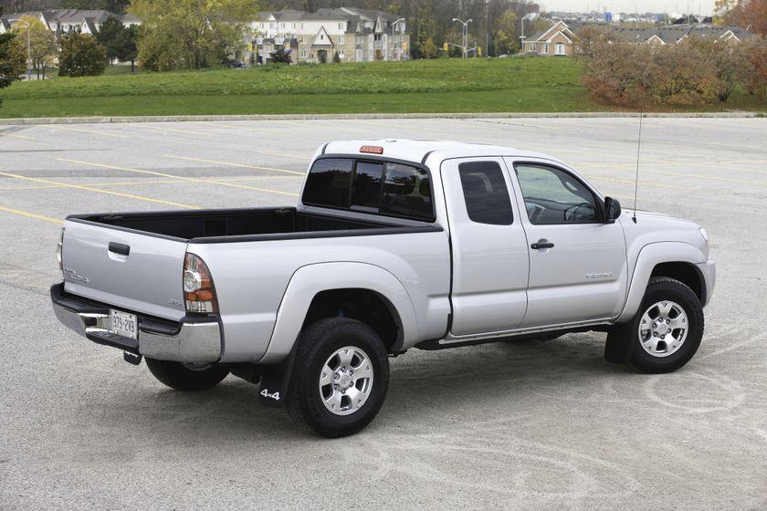2011 Toyota Tacoma SR5 06