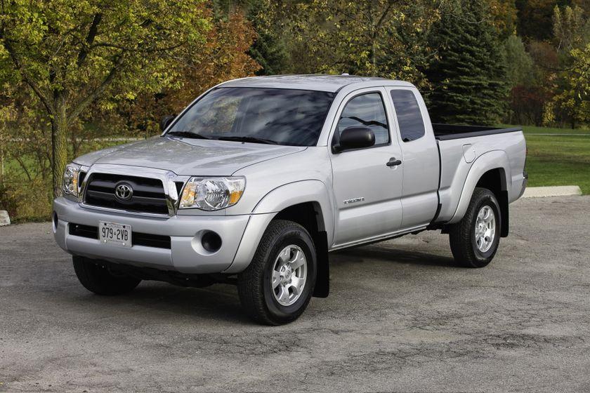 2011 Toyota Tacoma SR5 04