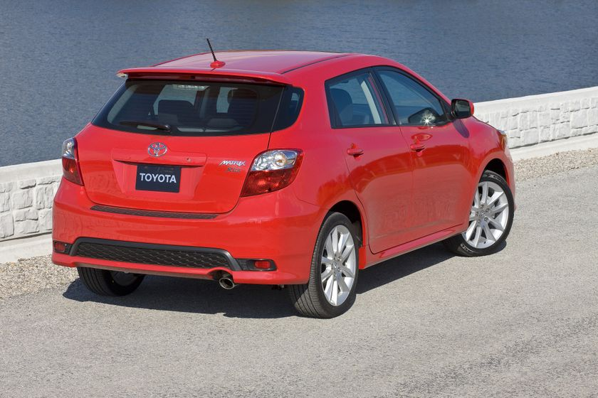 2011 Toyota Matrix 09