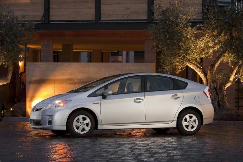 2011 Toyota Prius 18