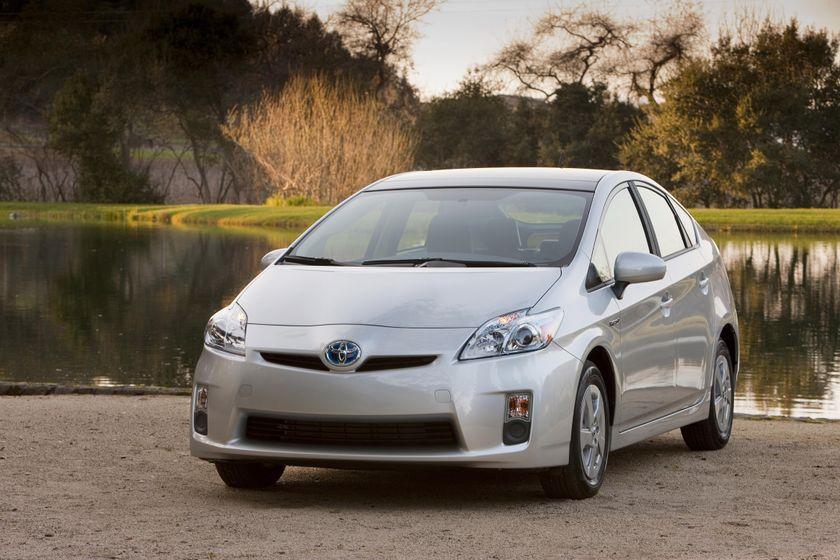 2011 Toyota Prius 15