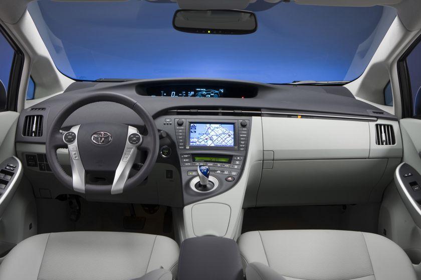 2011 Toyota Prius 50