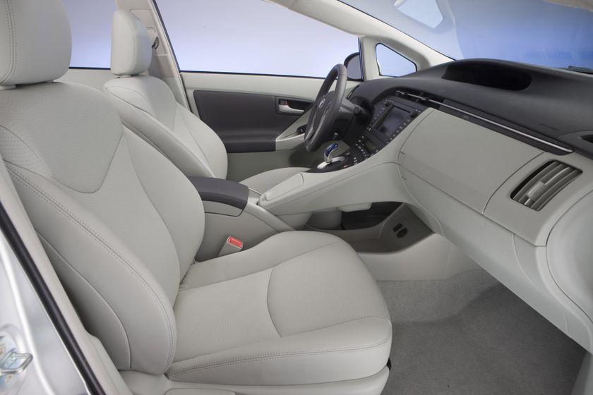 2011 Toyota Prius 54