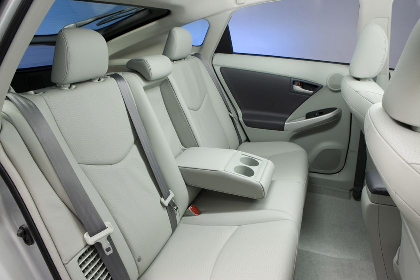 2011 Toyota Prius 57