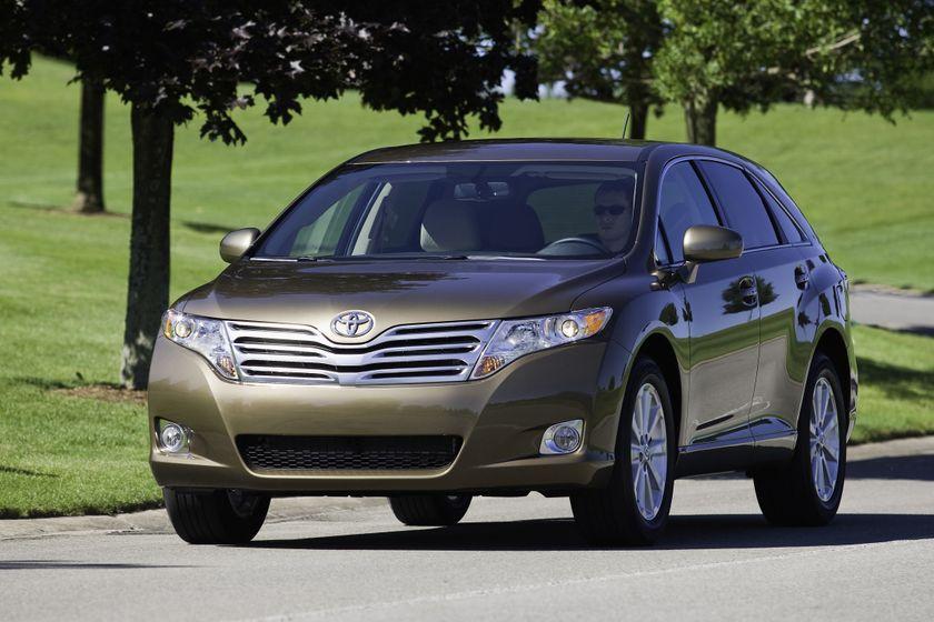 2011 Toyota Venza 23