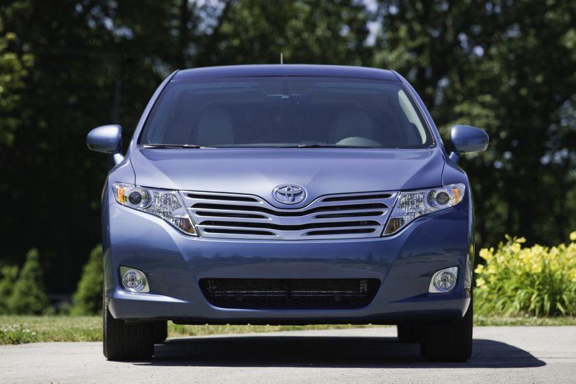 2011 Toyota Venza 10