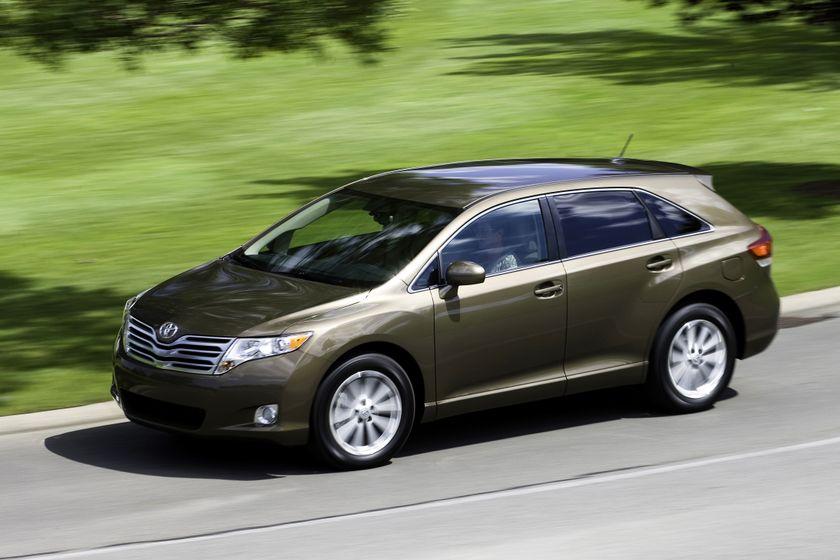 2011 Toyota Venza 13