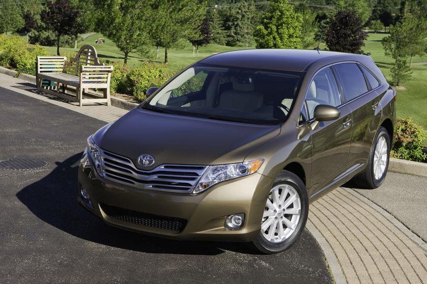 2011 Toyota Venza 22