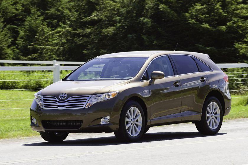 2011 Toyota Venza 15