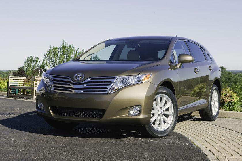 2011 Toyota Venza 18