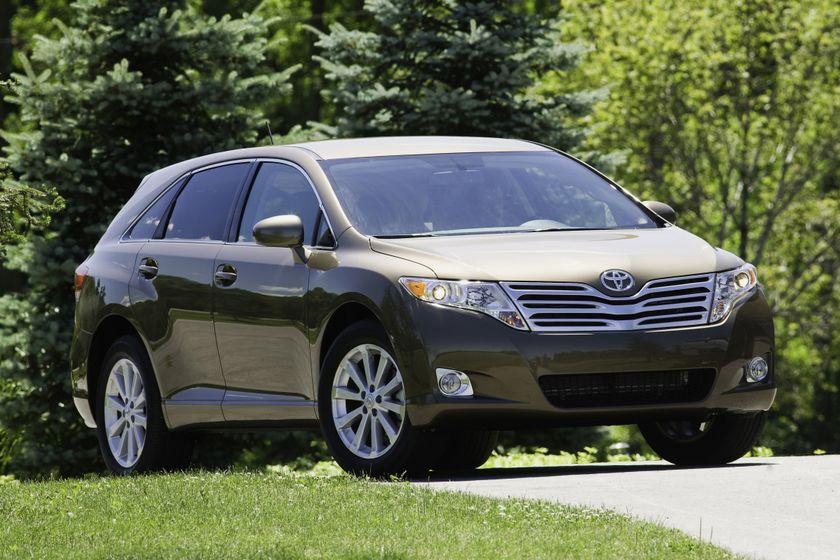 2011 Toyota Venza 19