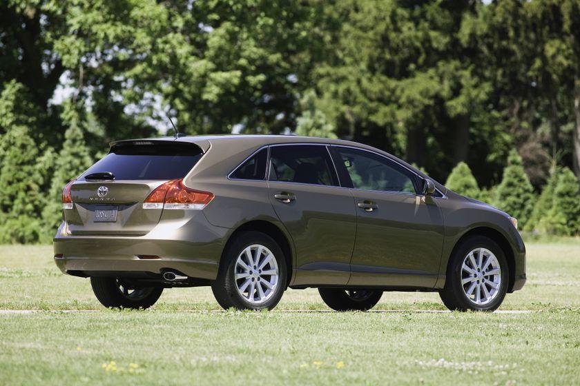 2011 Toyota Venza 35