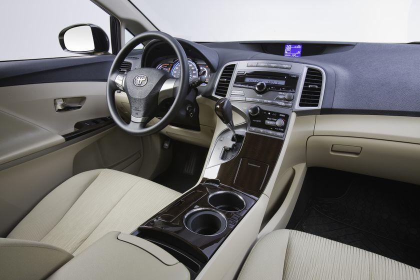 2011 Toyota Venza 43