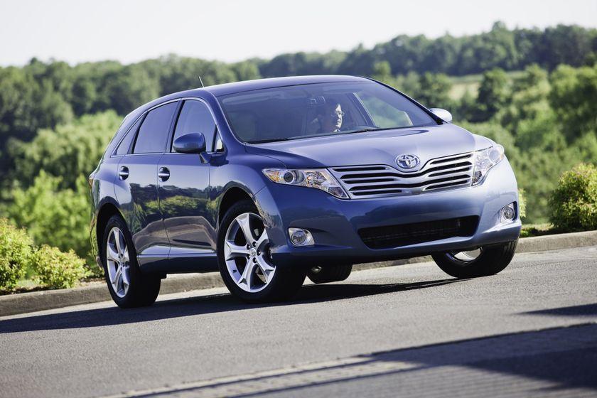 2011 Toyota Venza 33